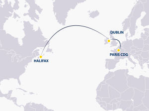 Trajets-vols-CDG-Dublin-Halifax