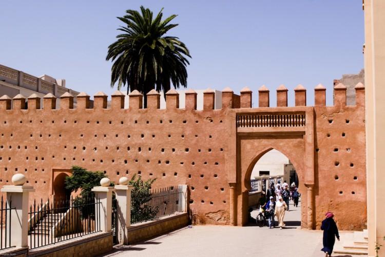 Remparts d'Oujda